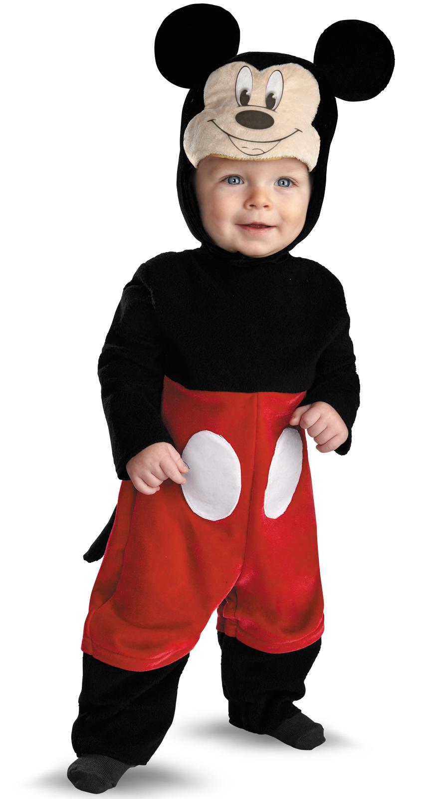 disney mickey mouse infant costume buycostumescom - Baby Mickey Mouse Halloween Costume