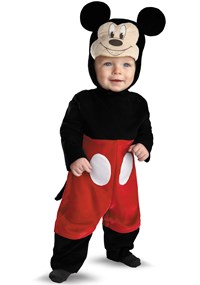 Click Here to buy Disney Mickey Mouse Baby Costume from BuyCostumes