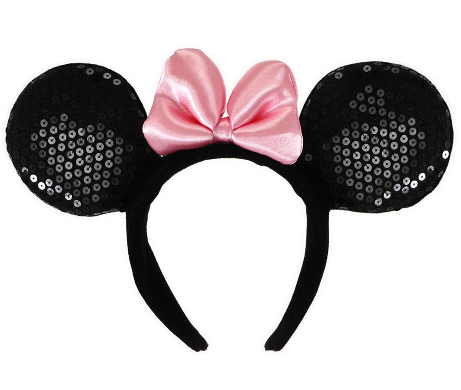 disney minnie ears deluxe headband child buycostumescom