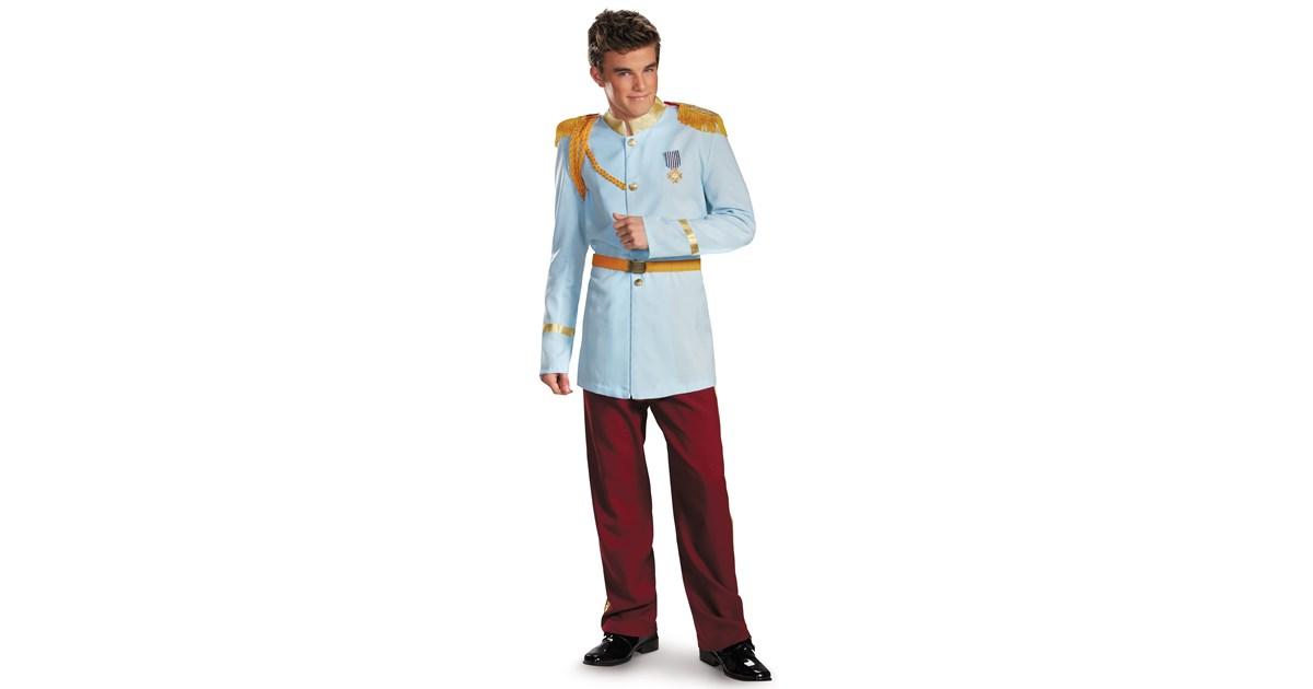 disney prince charming prestige costume