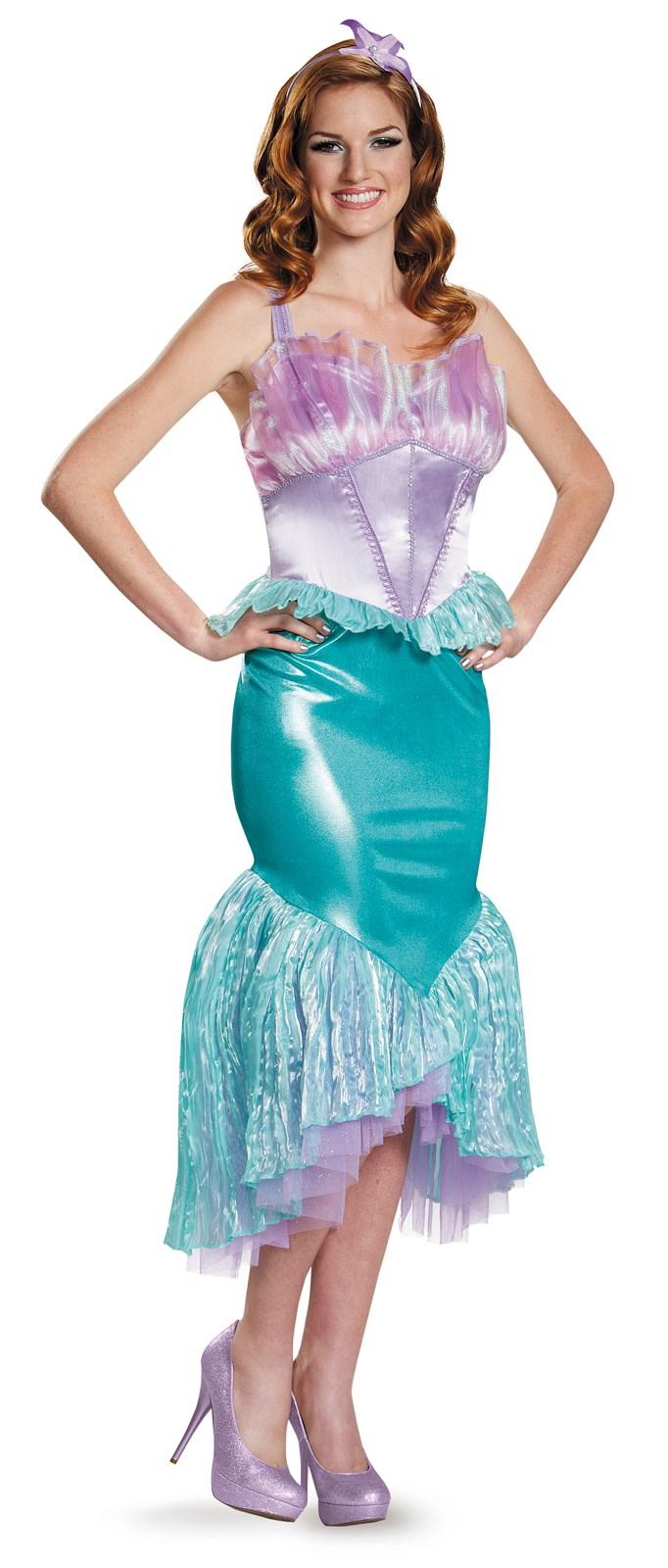 Pretty Disney Princess Ariel Wedding Dress Images - Wedding Ideas ...