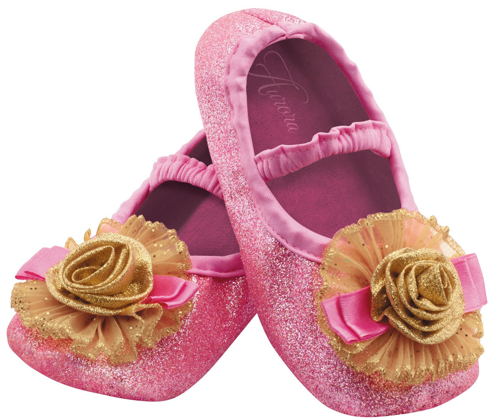 Disney Princess Aurora Slippers For Toddlers