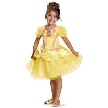 Disney Princess Belle Classic Costume For Kids