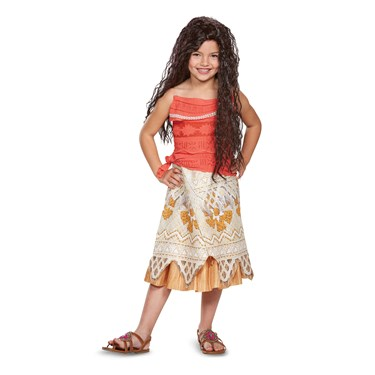 Disney Princess Moana Classic Toddler Costume