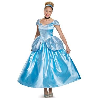Disney Princess Prestige Cinderella Costume For Women