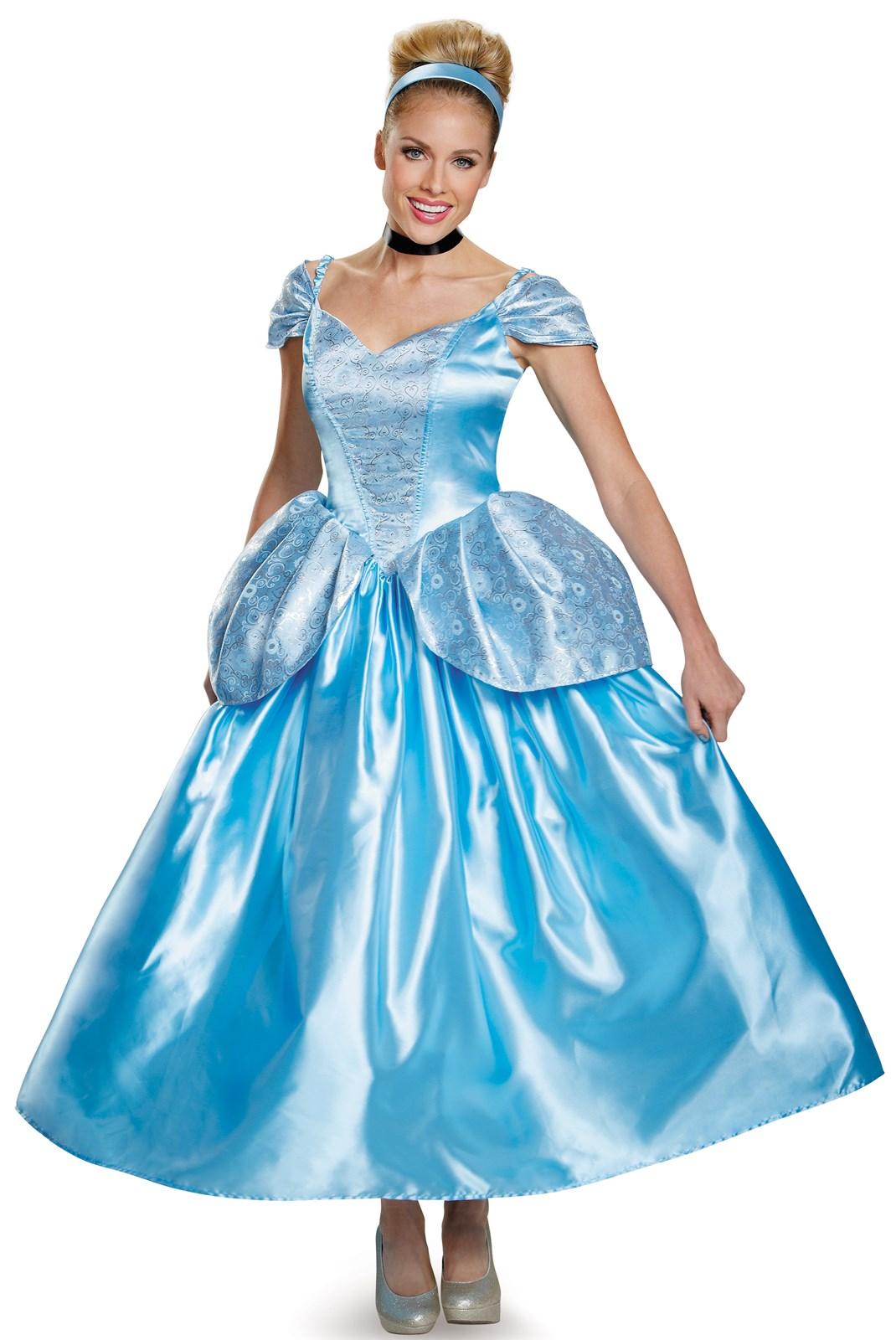 Disney Princess Prestige Cinderella Costume For Women ...