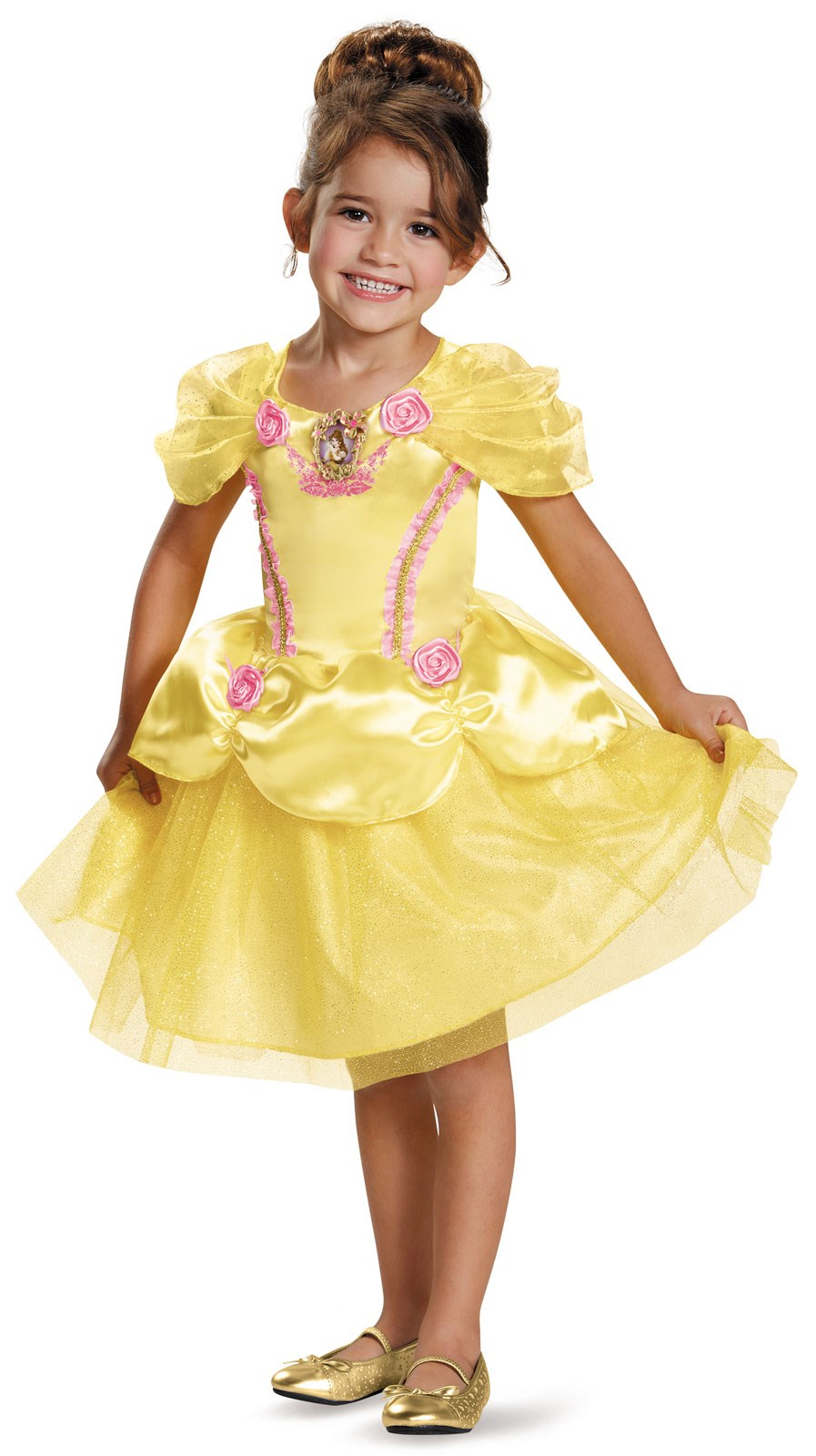Disney Princess Toddler Belle Classic Costume