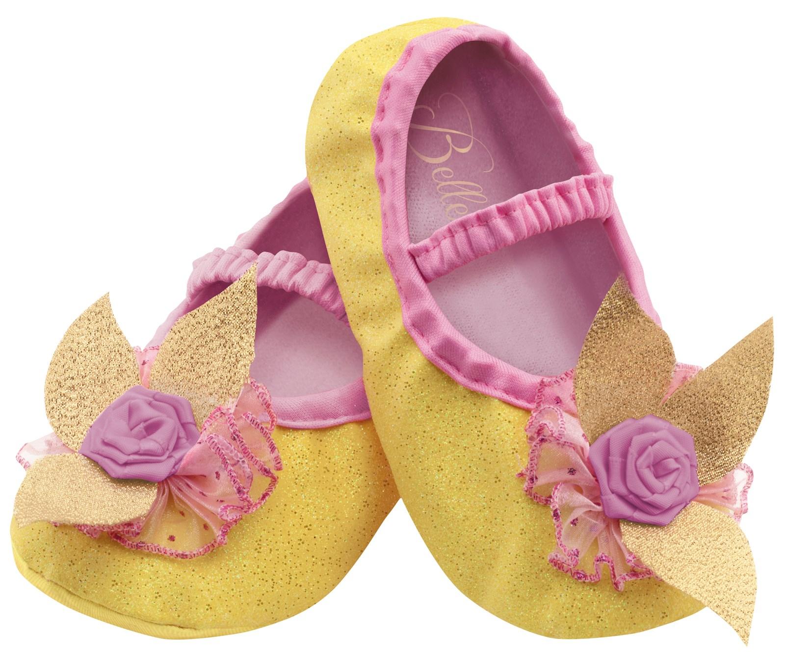 Disney Princess Toddler Belle Slippers