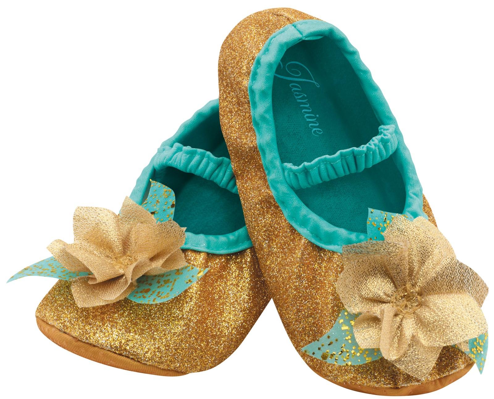 Disney Princess Toddler Jasmine Slippers
