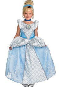 Click Here to buy Disney Storybook Cinderella Prestige Toddler & Kid from BuyCostumes