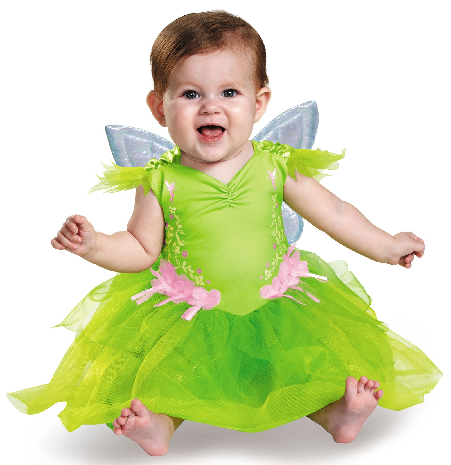 Disney Tinker Bell Deluxe Costume For Babies