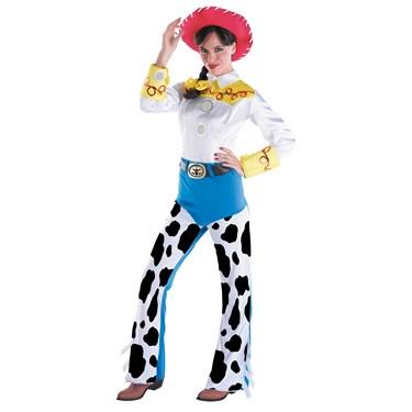 Disney Toy Story 2 Jessie Adult Costume