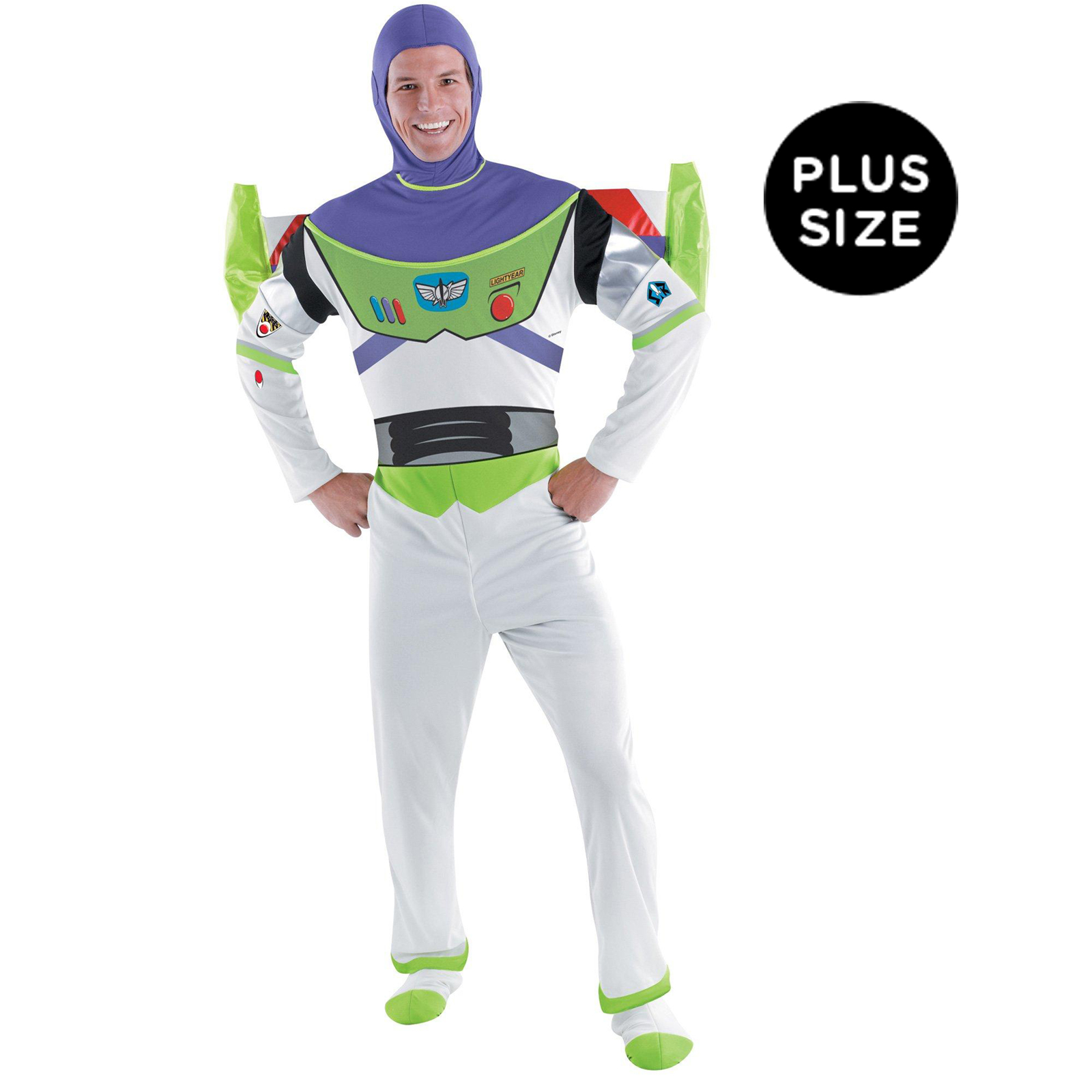 Disney Toy Story - Buzz Lightyear Deluxe Adult Costume ...