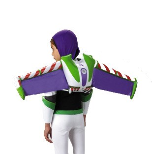 Toy story of terror 1 2 3 buzz lightyear of star command for sale - Disney Toy Story Buzz Lightyear Jet Pack