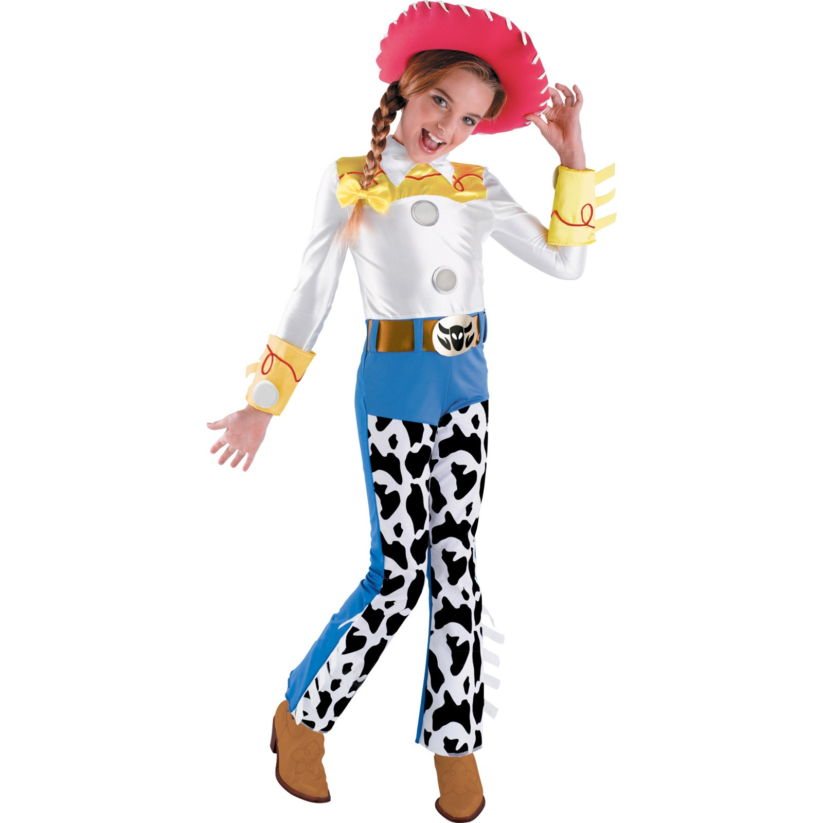 Disney Toy Story - Jessie Deluxe Toddler/Child Costume ...