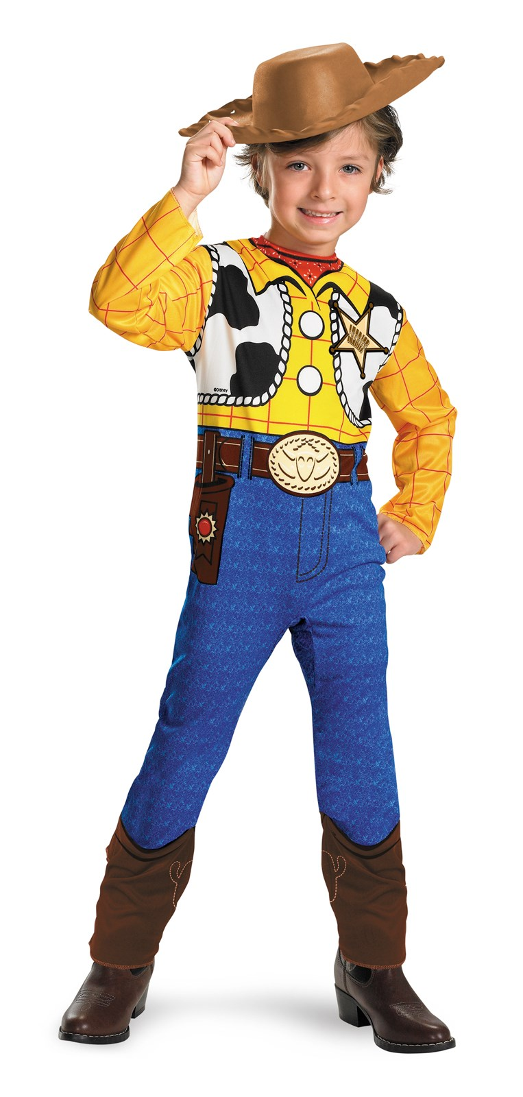 Disney Toy Story - Woody Classic Toddler / Child Costume ...