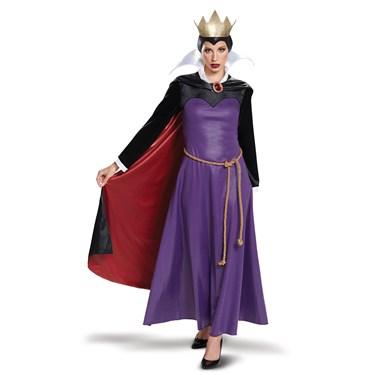 Disney Villains Evil Queen Deluxe Adult Costume