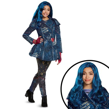 Disney's Descendants 2 - Evie Deluxe Children's Isle Look Kit