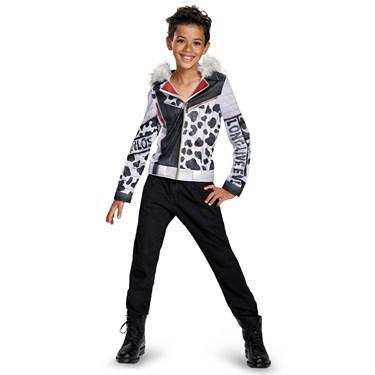 Disney's Descendants: Carlos Deluxe Child Costume