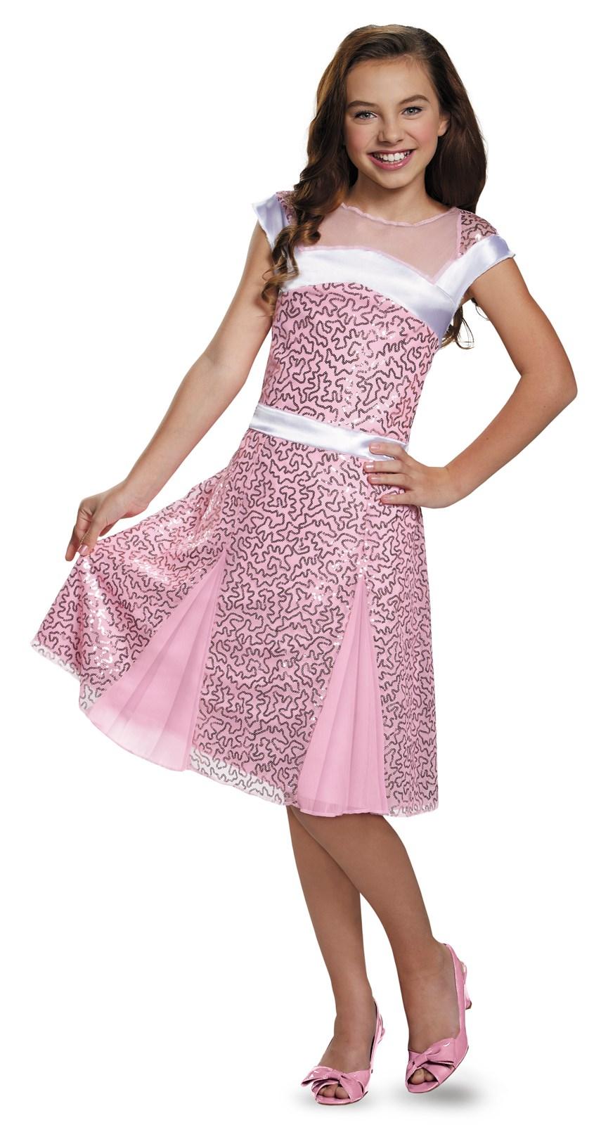 Disneys Descendants: Deluxe Audrey Coronation Costume For Girls