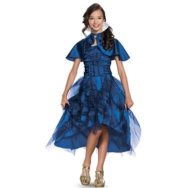 Disney's Descendants: Deluxe Evie Coronation Costume For Kids