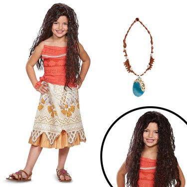 Disney's Moana Children's Classic Costume Kit