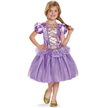 Disney's Tangled Rapunzel Girls Classic Costume