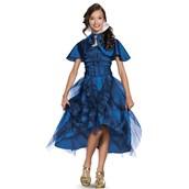 Disney's The Descendants: Deluxe Evie Coronation Costume For Kids