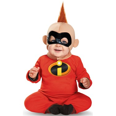 Disney's the Incredibles: Deluxe Toddler Baby Jack Jack Costume