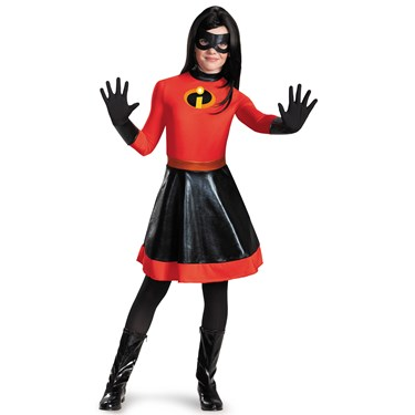 Disney's the Incredibles: Violet Costume For Tweens