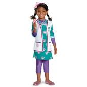 Doc McStuffins Pet Vet Deluxe Costume For Girls