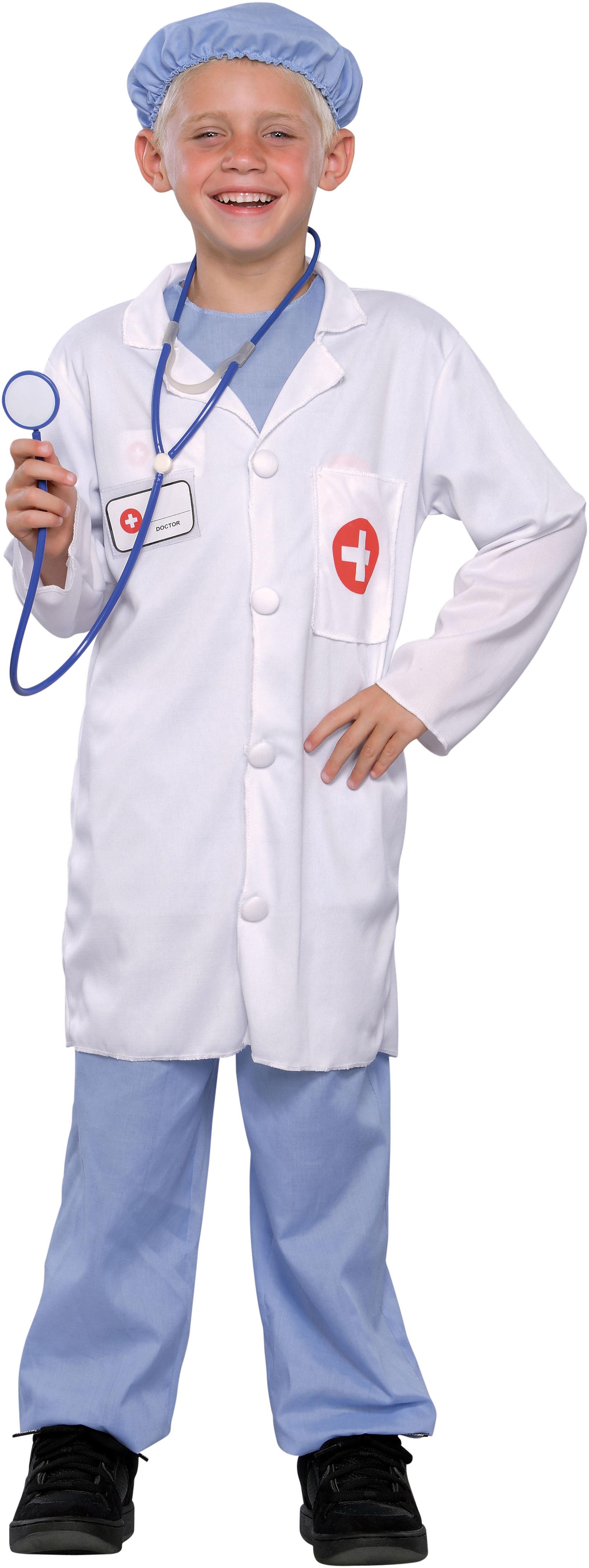 doctor kid Doctor Child Costume