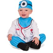 Doctor Snuggles Toddler Costume