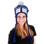 Doctor Who TARDIS Laplander Hat Adult