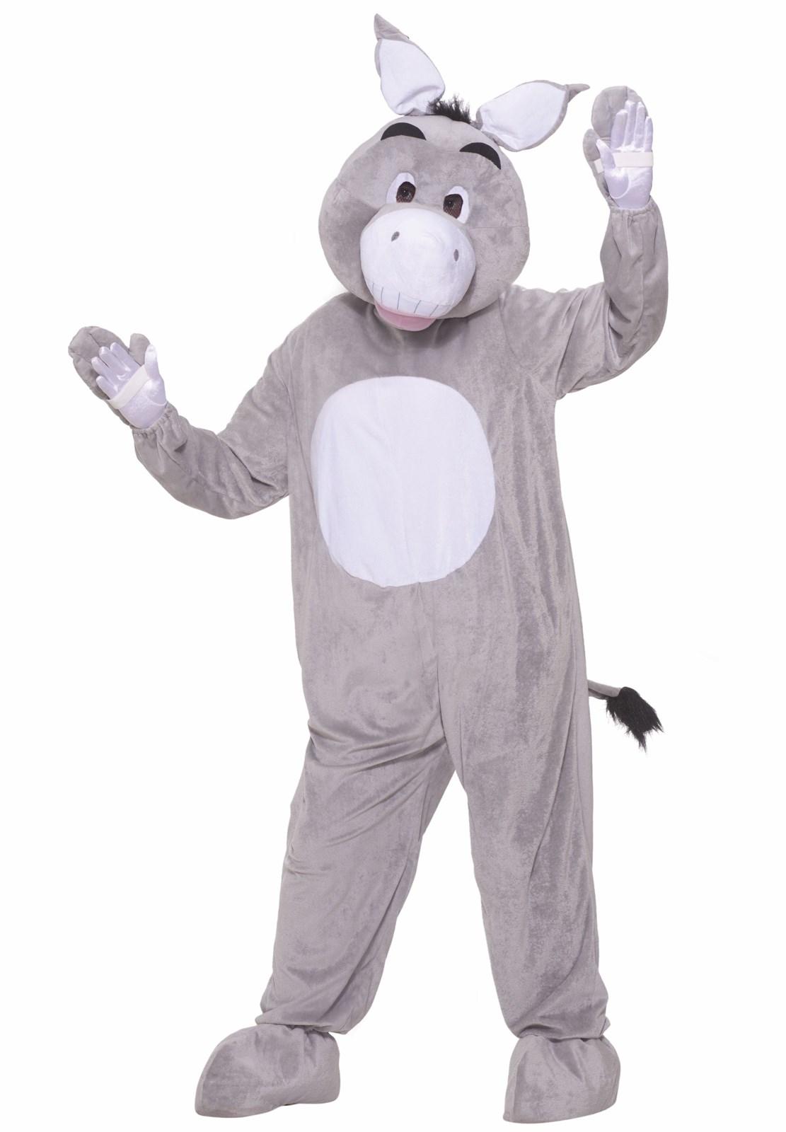 Donkey plush adult costume buycostumes donkey plush adult costume solutioingenieria Choice Image