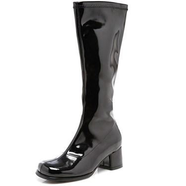 Black Gogo Child Boots