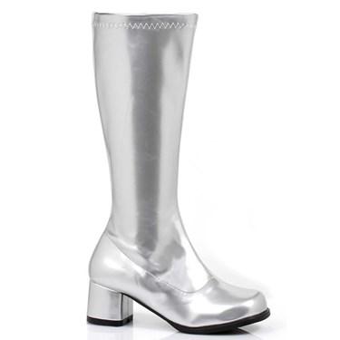 Dora (Silver) Child Boots