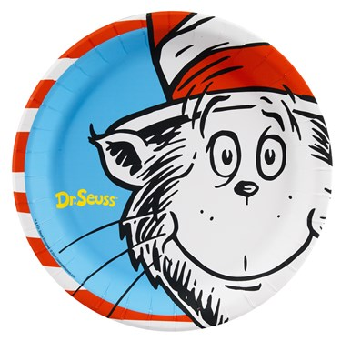 Dr. Seuss Dinner Plates (8 count)