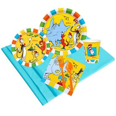 Dr Seuss Favorites 24 Guest Party Pack