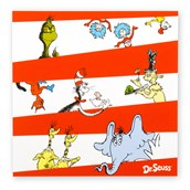 Dr. Seuss Lunch Napkins (20 count)