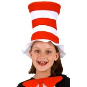 Dr. Seuss The Cat in the Hat Kids Felt Hat