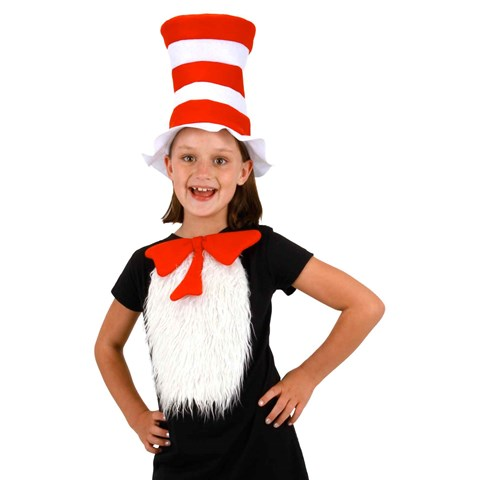 Dr. Seuss The Cat in the Hat Kids Insta-Tux Kit