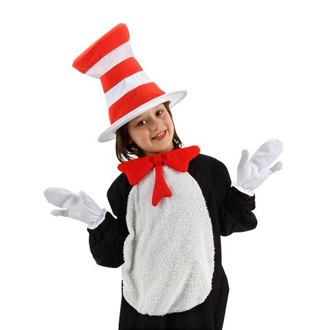 Dr. Seuss The Cat in the Hat - The Cat in the Hat Accessory Kit (Child)