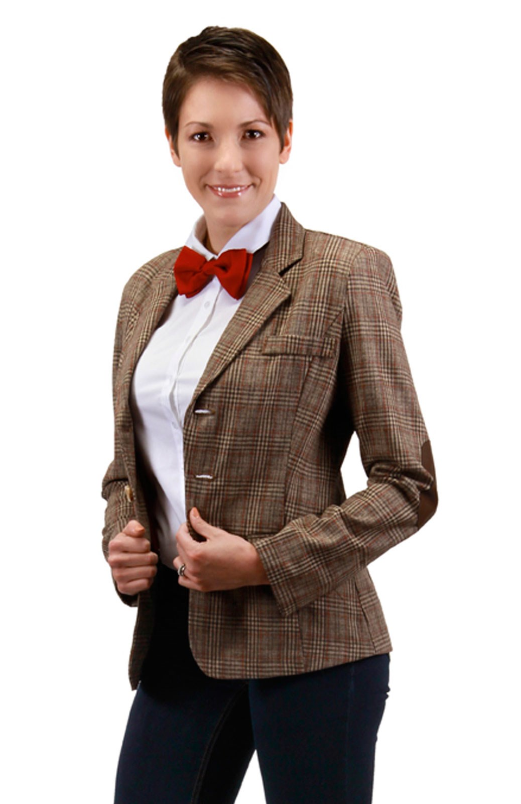Dr Who Eleventh Doctor Jacket For Women Buycostumes Com