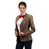 Dr. Who Eleventh Doctor Jacket For Women
