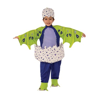 Draggles Hatchimal- Dark Purple Child Costume