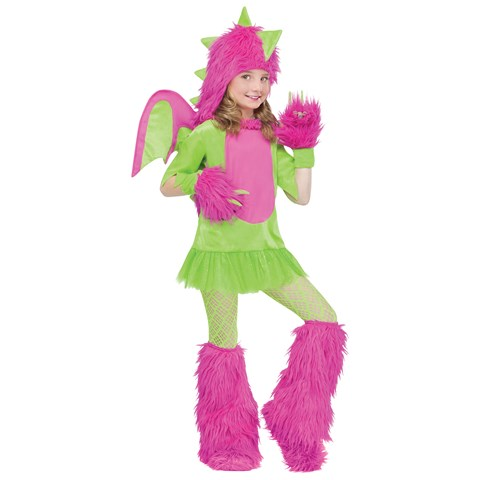 Dragon Girl Costume