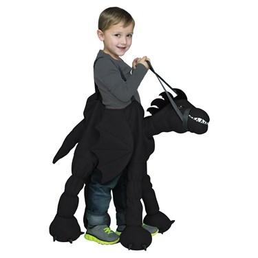 Dragon Ride On Child Costume