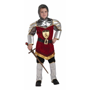 Dragon Slayer Child Costume
