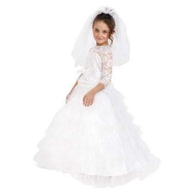 Dream Bride Child Costume